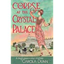 The Corpse at the Crystal Palace: A Daisy Dalrymple Mystery (Daisy Dalrymple Mysteries Book 23)