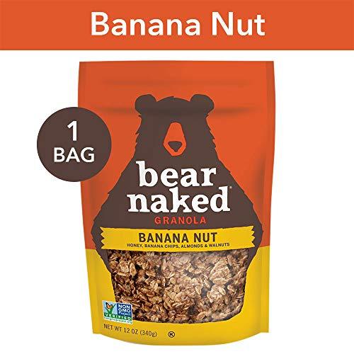 (Bear Naked Banana Nut Granola - Non-GMO | Kosher | Vegetarian Friendly - 12 Oz )