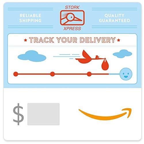 Delivery Stork Gift (Amazon eGift Card - Stork Express)