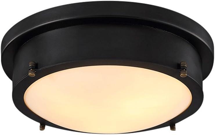 LED Deckenstrahler Glas mit Luftblasen Wohnzimmer Lampe Schlafzimmer Deckenlampe
