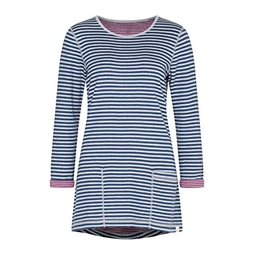 Durable Seasalt Camiseta Trapecio Mujer De Para Larga Manga 0fv0S
