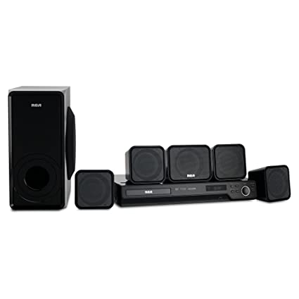 amazon com rca rtd325w dvd home theater system with hdmi 1080p rh amazon com RCA RTD317W Review RCA RTD317W Review
