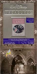 Walt's Tomorrowland: Disney In Space And Beyond: Walt Disney Treasures