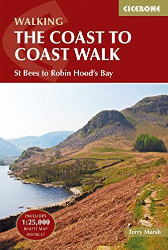 (The Coast to Coast Walk: St Bees to Robin Hood's Bay (Cicerone))