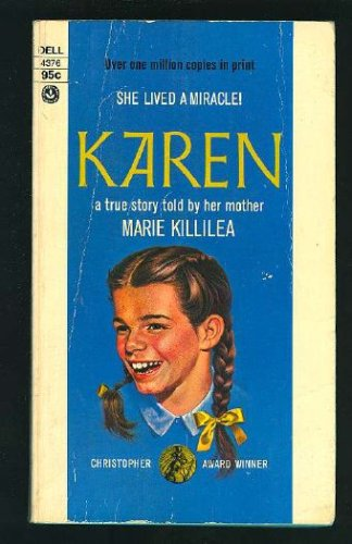 Karen (1993) (Book) written by Marie Killilea
