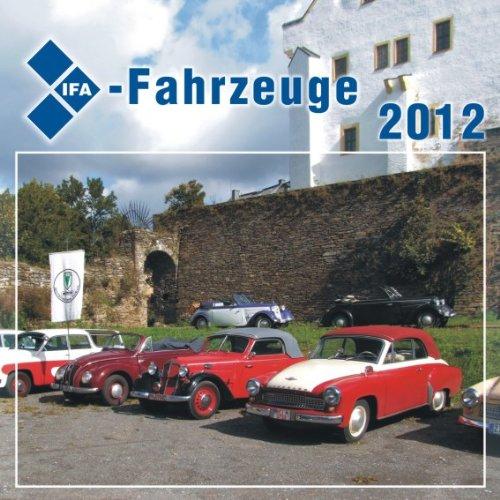 Kalender IFA-Fahrzeuge 2012