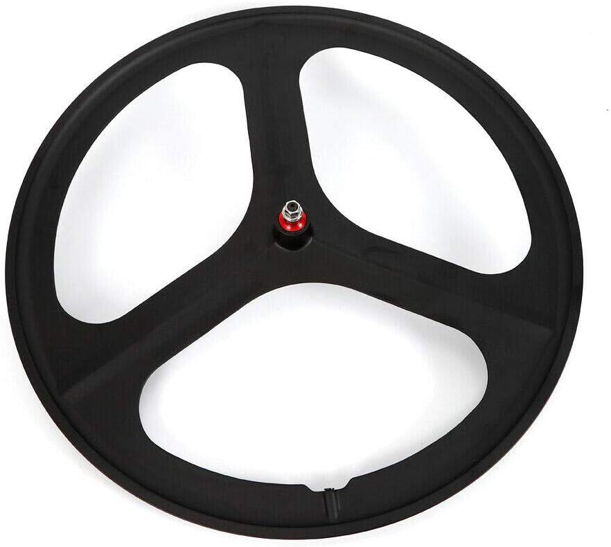 Fixed Gear Wheels 700C Fixie Wheel Bicycle Track Front/&Rear Bike Wheel 3 Spoke