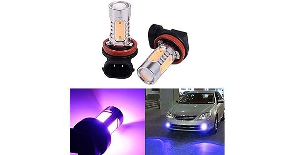 Amazon.com: ATMOMO - 2 bombillas LED para faros delanteros ...
