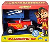 Fisher-Price Alvin & The Chipmunks Sock Launching Hotrod Baby Toy