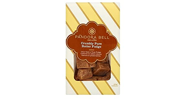 Pandora Bell Mantequilla friabile Fondant 150 g (Paquete de 6): Amazon.es: Hogar