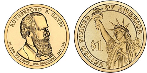 2011-pd-rutherford-b-hayes-presidential-dollar-set