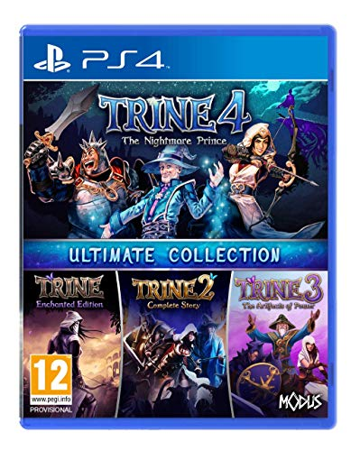 Trine Ultimate Collection - Playstation 4 (PS4)