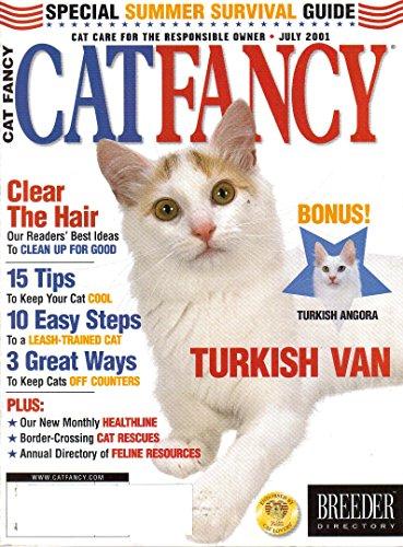 (Cat Fancy July 2001 Volume 44 Number 7)