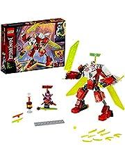 LEGO Ninjago 71707 Kai's Mech Jet Building Kit (217 Pieces)