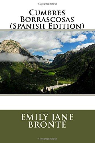 Libro : Cumbres Borrascosas  - Emily Bronte (9064)