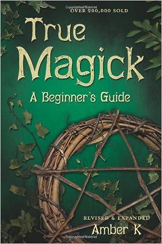 True Magick: A Beginner's Guide: K, Amber: 9780738708232: Books ...
