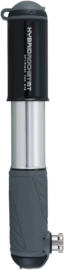 Topeak Hybrid Rocket MT schwarz MTB Minipumpe Luftpumpe CO2