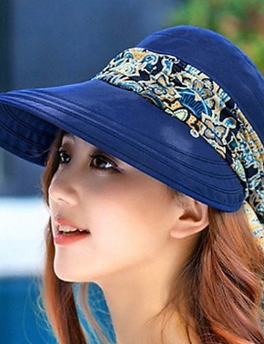 Empty Summer Visas ultraviolet Masking Hat Sun Climbing Anti Hood PURPLE Beach Outdoor Women Folded ONESIZE Caps support GSM EzqIw1OE