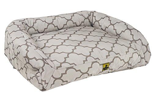K9 Ballistics Nesting Bolstered TUFF Bed Lattice - Medium (27''x33x5'') by K9 Ballistics