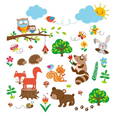 Wall Appliques For Kids - 1