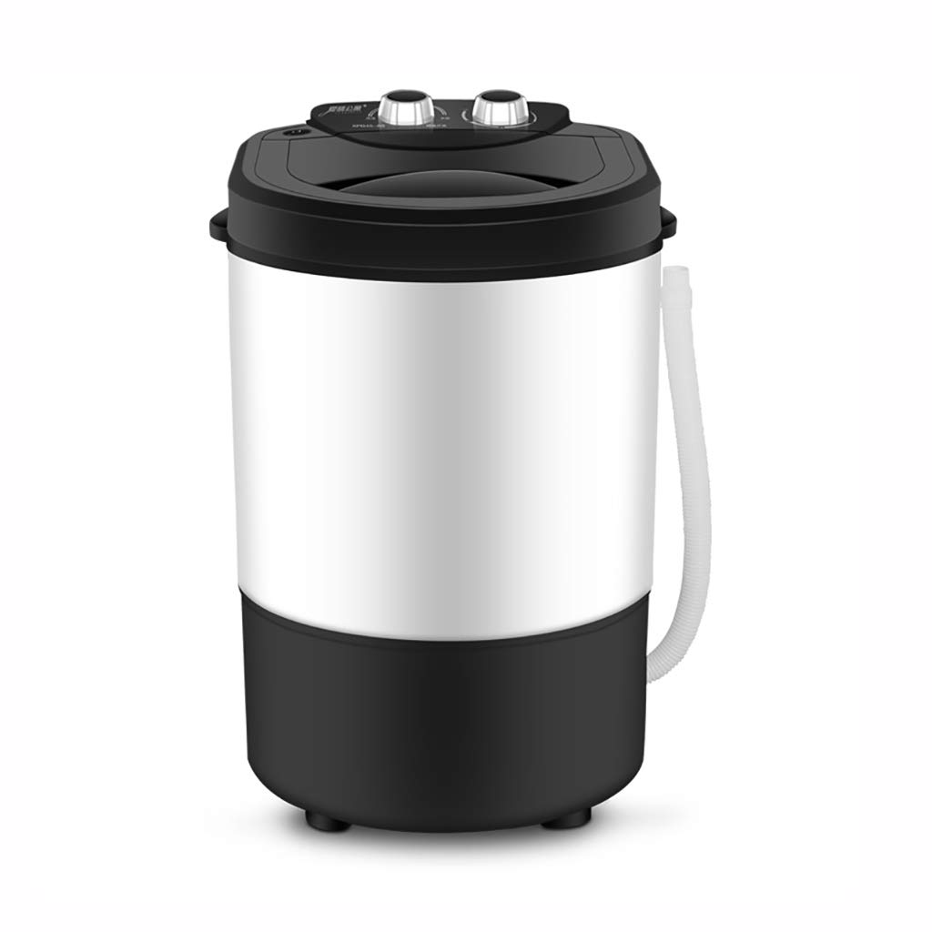 Mini washing machine Portable Single Tub Washing Machine,Single-Cylinder Electric Compact Laundry Machines,with Timing Control,4.5kg Capacity for Camping Apartments by Mini washing machine
