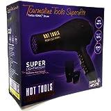 Hot Tools Tourmaline Tools Superlite Turbo Ionic Dryer Light...