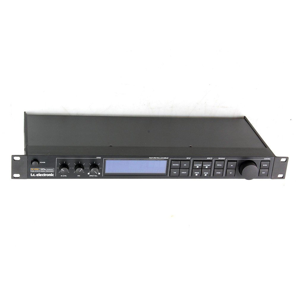 TC Electronic M-One XL Effects Processor Level 2 888365525419 by TC Electronic