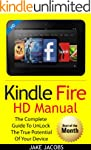 Kindle Fire HD User Manual: The Compl...
