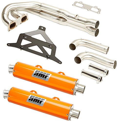 Hmf Exhaust Systems - HMF 035506606871 Full Exhaust System