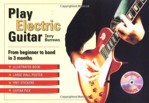 Play Electric Guitar Beginner Months
