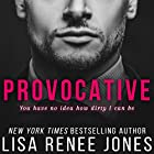 Provocative Audiobook by Lisa Renee Jones Narrated by Grace Grant, Lance Greenfield