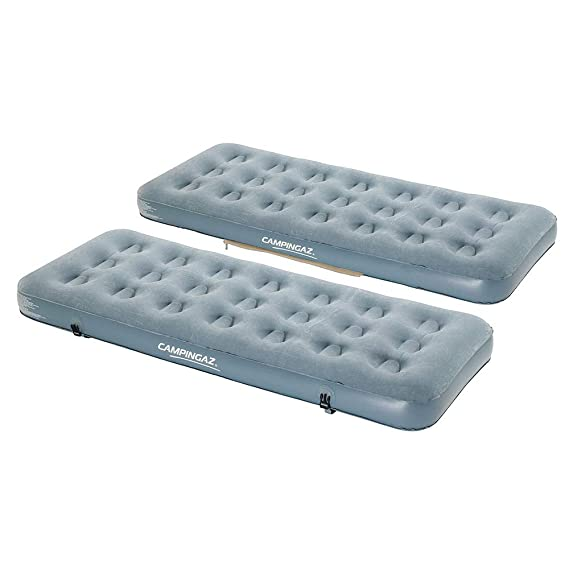 Kit colchon Aire Hinchable Doble Convertible Smart Quickbed ...