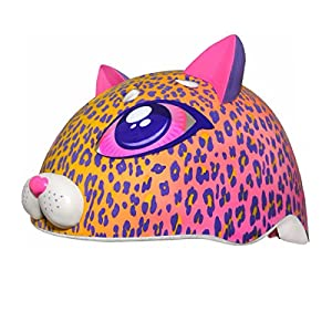 Raskullz Kitty Cat Child Bike Helmets
