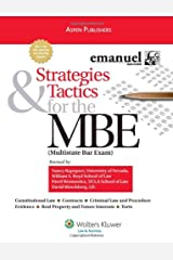 Strategies & Tactics for MBE 2008 Paperback