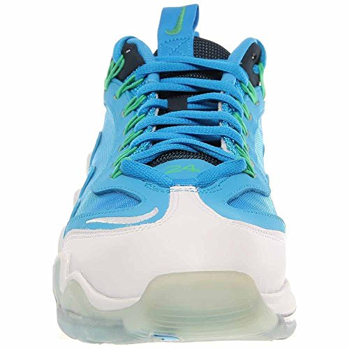 Nike Mens Air Max 360 Diamond Scarpa Da Allenamento Griff Blu Hero / Bianco-gamma Verde-blu Navy