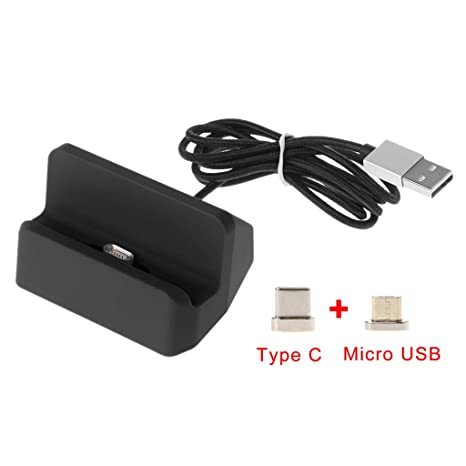 Amazon.com: Yuly Hot Magnético Micro USB + USB Tipo C ...