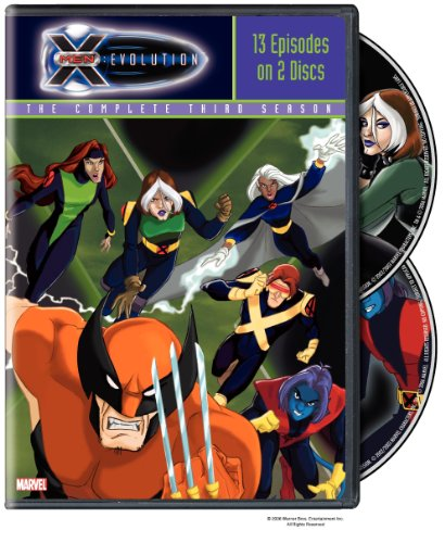 X-Men: Evolution - Season 3