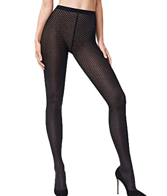 d328d8a4dfa Wolford Women s Tess Tights at Amazon Women s Clothing store