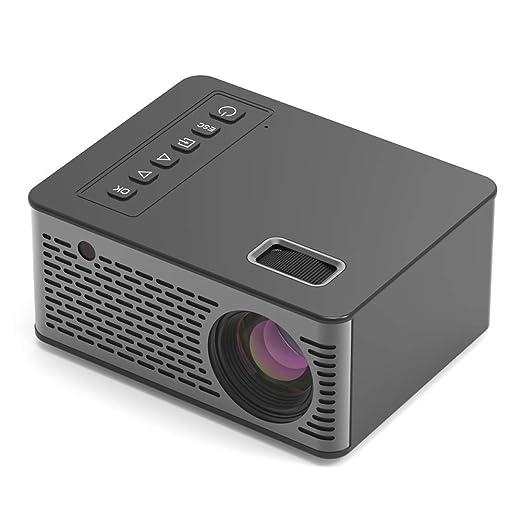 XMYL Mini Proyector LED, Portátil Proyector De Video para Niños ...
