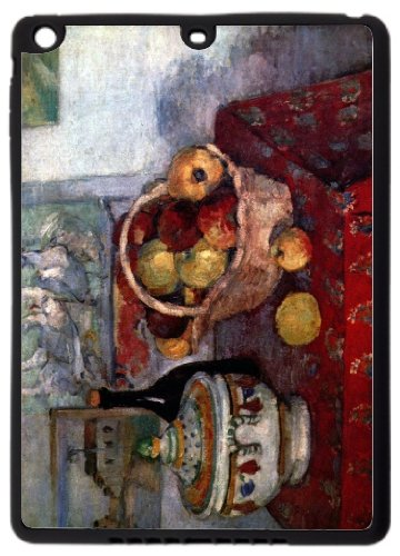 Rikki KnightTM Paul Cezzane Art Still Life with Soup Tureen iPad Air Smart Case for Apple iPad® Air - Full Coverage Ultra-thin smart cover with Automatic Wake and Sleep and Facetime, Movie, and Keyboard Stand