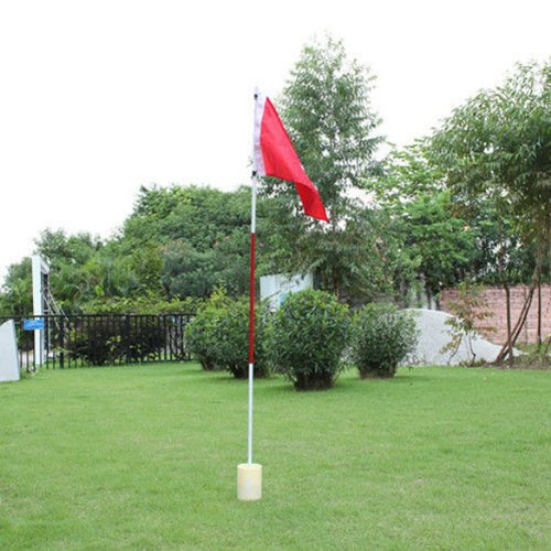 WinnerEco Practice Golf Putting Green Flags and Cup Backyard