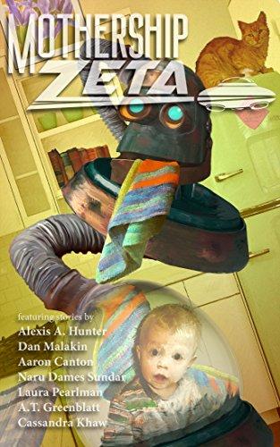 Mothership Zeta: Issue 3