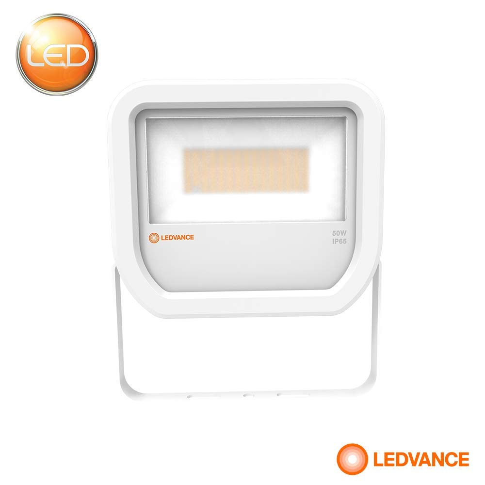 Amazon.com: LEDVANCE Osram Floodlight 50W 100-240V Proyector ...