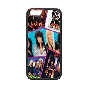 """kiss rock punk band Phone Case For Apple Iphone 6,4.7"""" screen Cases TPUKO-Q801044"""