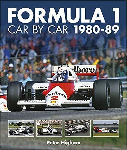 Car by Car 1980-89 Formula 1