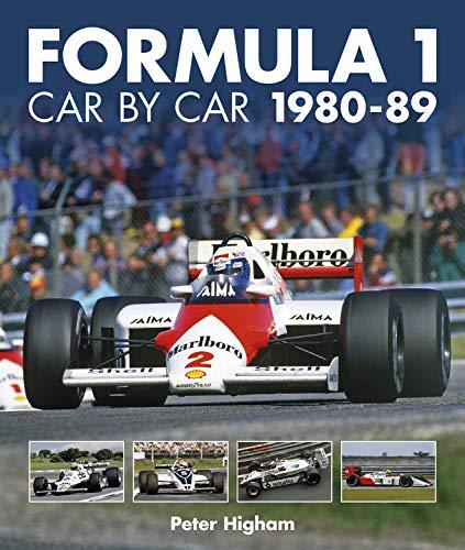 Racing Formula Renault - Formula 1: Car by Car: 1980-89