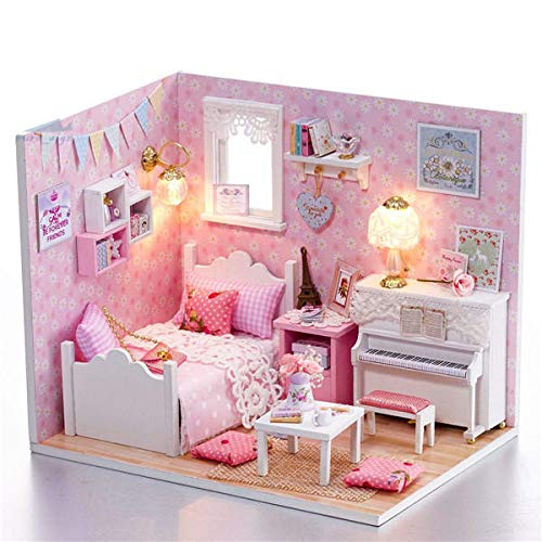 DIY Handcraft Dollhouse Miniature Project Dolls House for sale  Delivered anywhere in USA