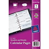Avery Small Format Filler Paper, 5.5 x 8.5 Inches (14825), Office Central