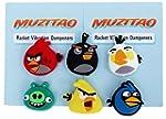 Tennis Vibration Dampeners Birds (6 P...