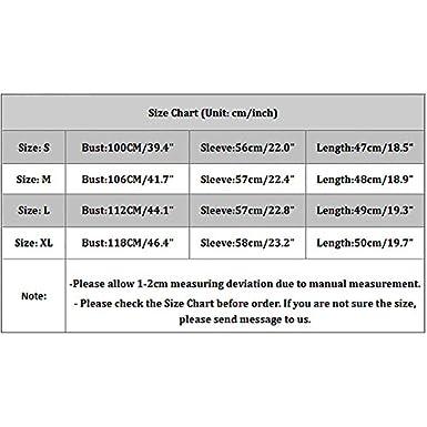 Damark(TM 2018 Otoño Impresión Mujer Sudadera, Sudaderas con Capucha Cortas para Mujer Camisetas Mujer Blusa Tops Sudadera Mujer-D6: Amazon.es: Ropa y ...